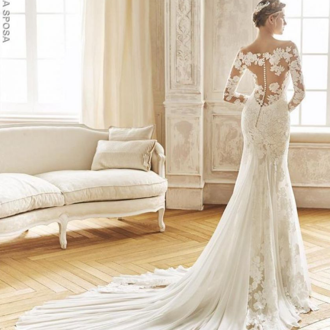 ROBE DE MARIÉE BAMBU La Sposa - Collection 2019