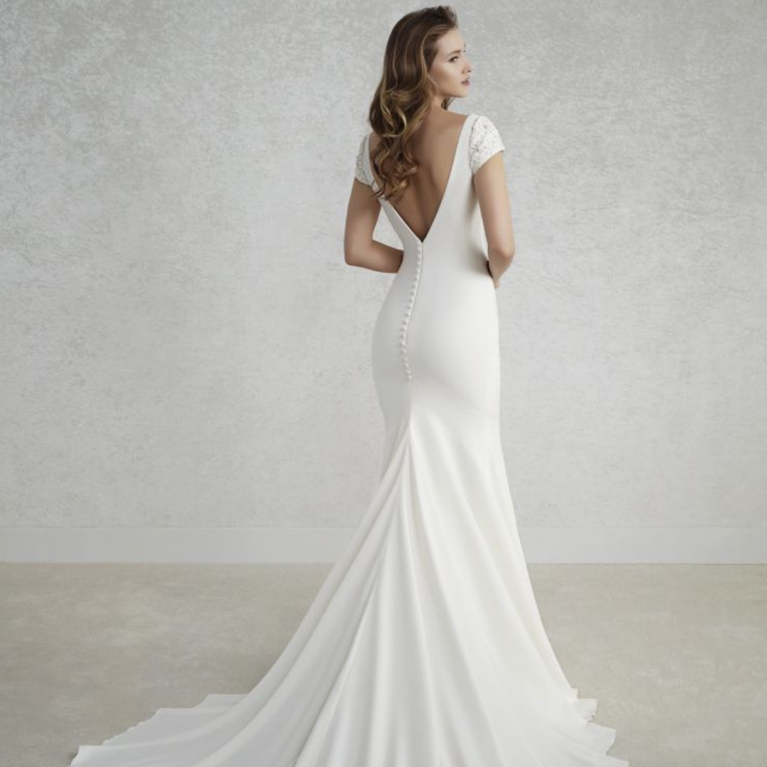 ROBE DE MARIÉE FEZ White One - Collection 2018