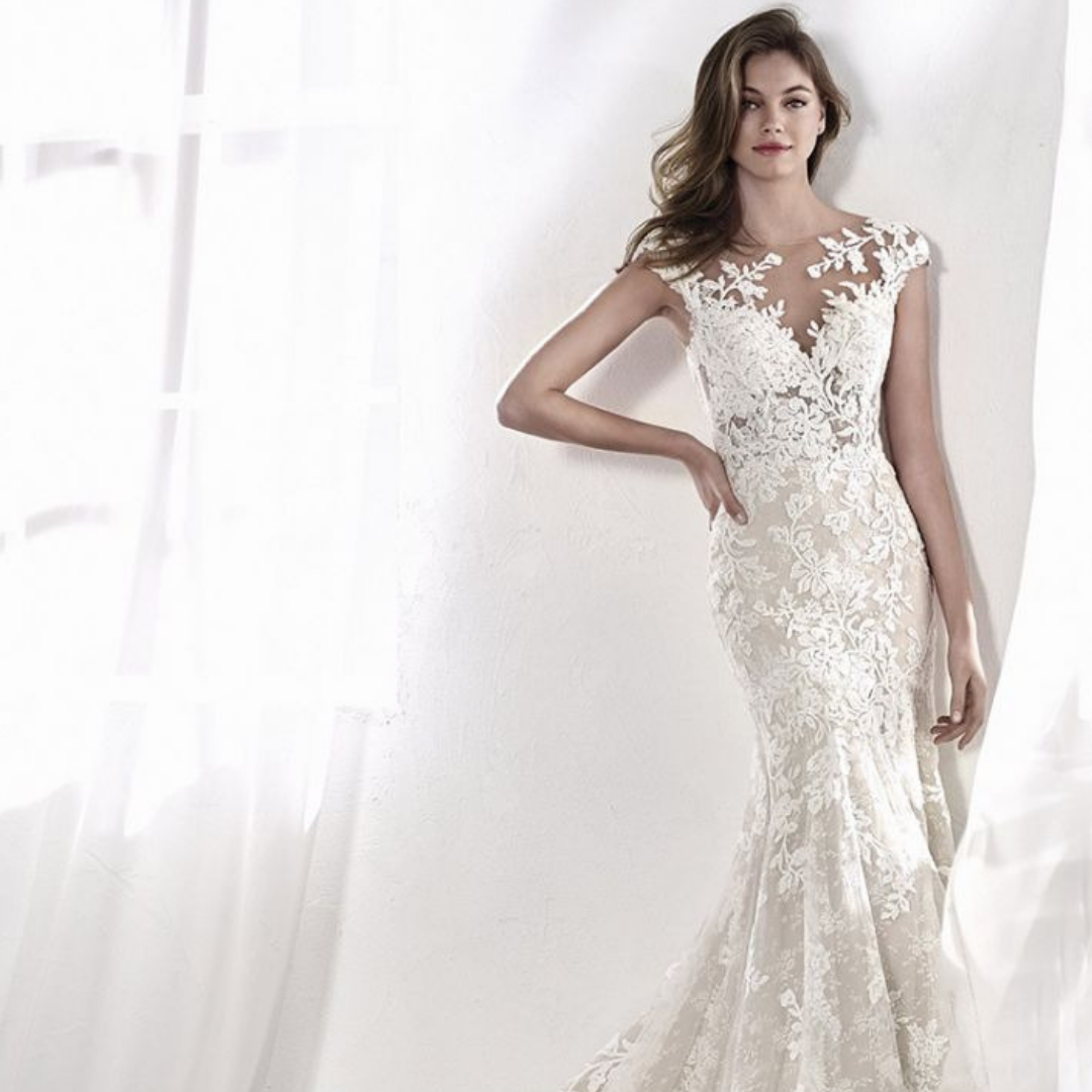 ROBE DE MARIÉE LETICIA San Patrick - Collection 2019