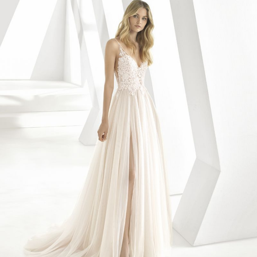 ROBE DE MARIÉE DONATA Rosa Clará - Collection 2019