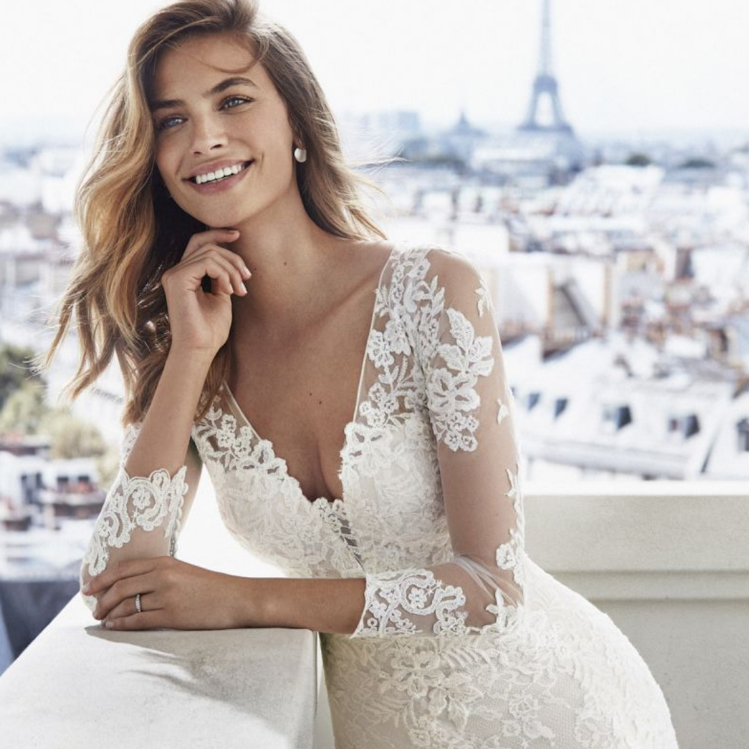 ROBE DE MARIÉE VEL Luna Novias - Collection 2019